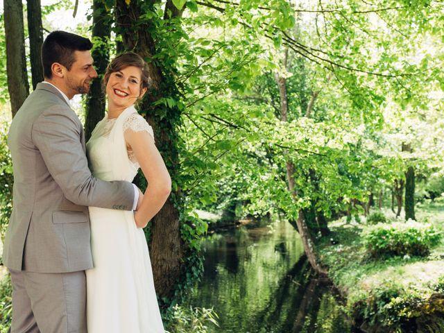 Le mariage de Mathieu et Morgane à Barbery, Oise 30