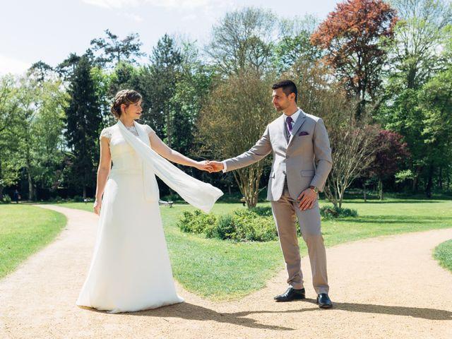 Le mariage de Mathieu et Morgane à Barbery, Oise 31