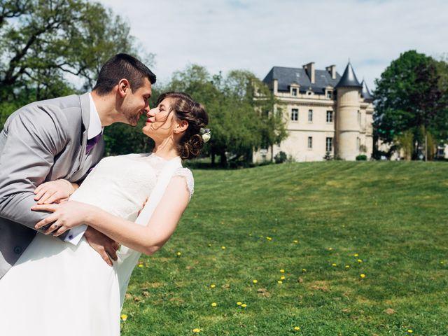 Le mariage de Mathieu et Morgane à Barbery, Oise 32