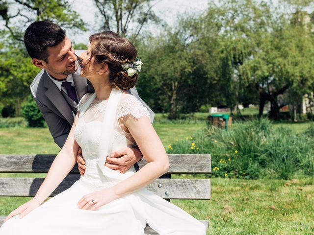 Le mariage de Mathieu et Morgane à Barbery, Oise 33