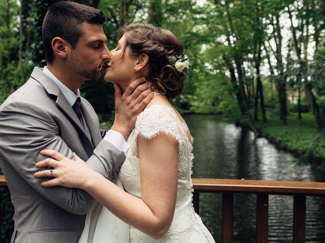 Le mariage de Mathieu et Morgane à Barbery, Oise 34