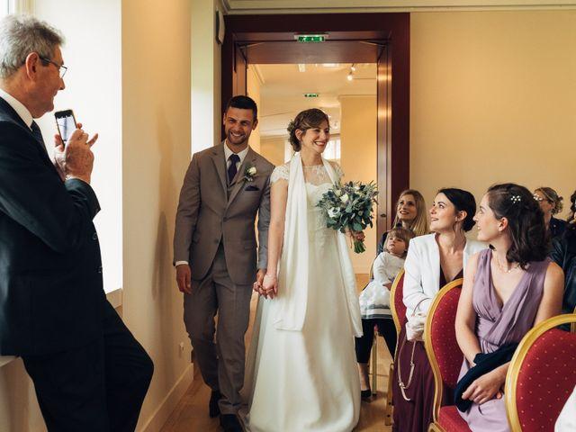 Le mariage de Mathieu et Morgane à Barbery, Oise 36