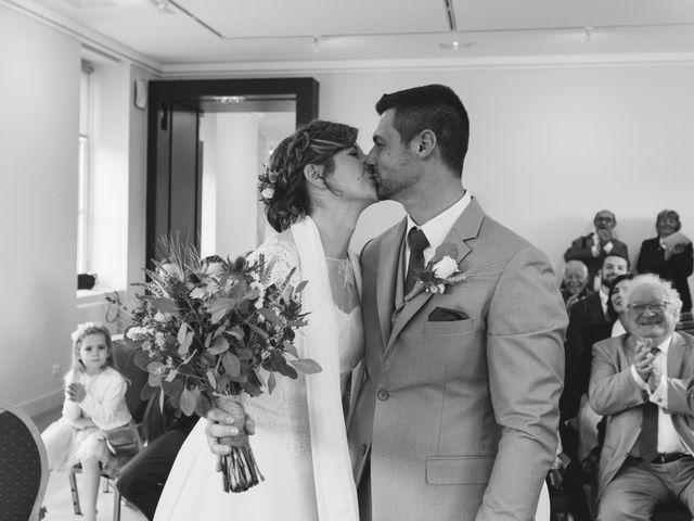 Le mariage de Mathieu et Morgane à Barbery, Oise 39
