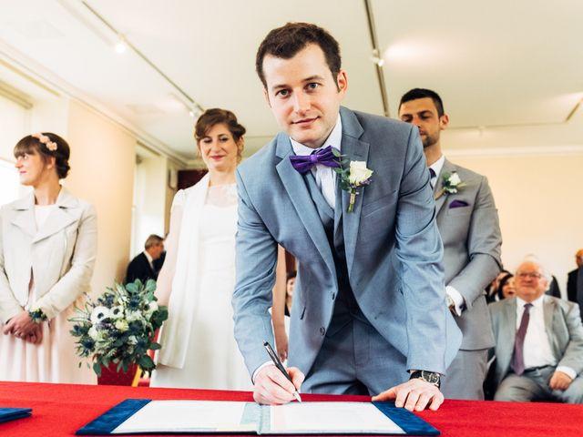 Le mariage de Mathieu et Morgane à Barbery, Oise 44