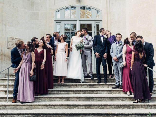 Le mariage de Mathieu et Morgane à Barbery, Oise 46