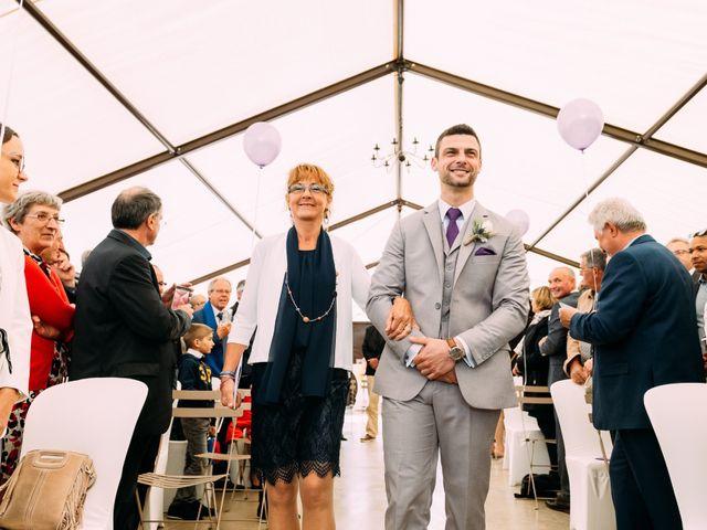 Le mariage de Mathieu et Morgane à Barbery, Oise 50