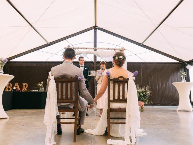 Le mariage de Mathieu et Morgane à Barbery, Oise 52