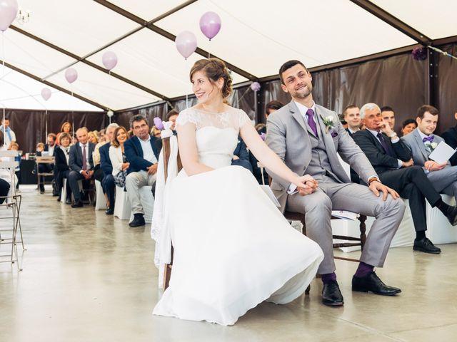 Le mariage de Mathieu et Morgane à Barbery, Oise 54