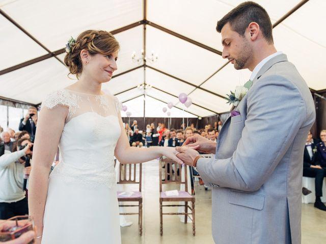 Le mariage de Mathieu et Morgane à Barbery, Oise 62