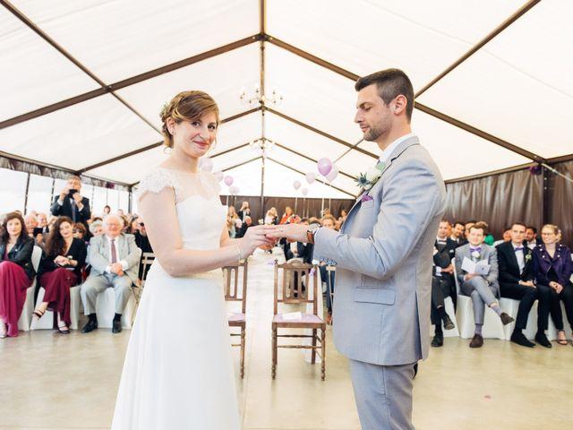 Le mariage de Mathieu et Morgane à Barbery, Oise 63