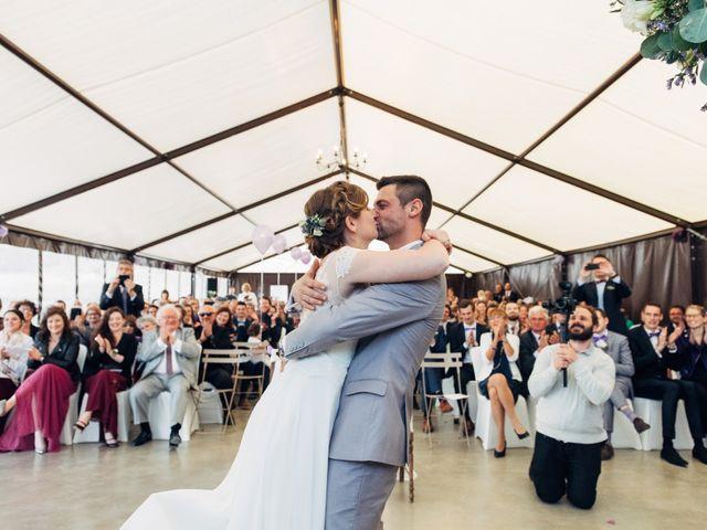 Le mariage de Mathieu et Morgane à Barbery, Oise 64