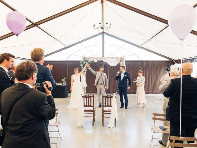 Le mariage de Mathieu et Morgane à Barbery, Oise 65
