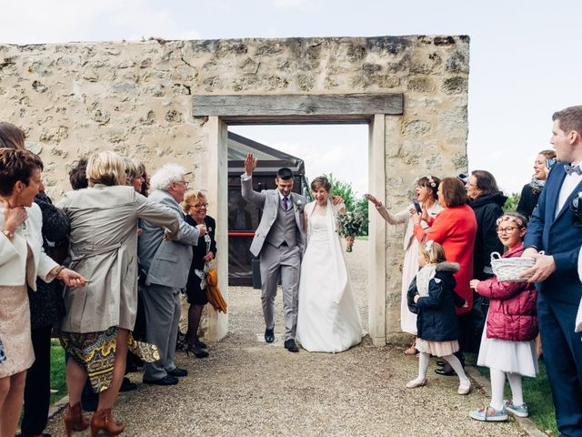 Le mariage de Mathieu et Morgane à Barbery, Oise 67