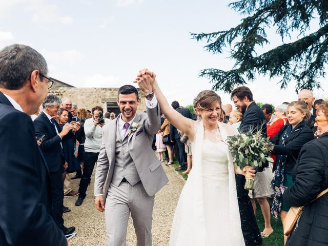 Le mariage de Mathieu et Morgane à Barbery, Oise 69