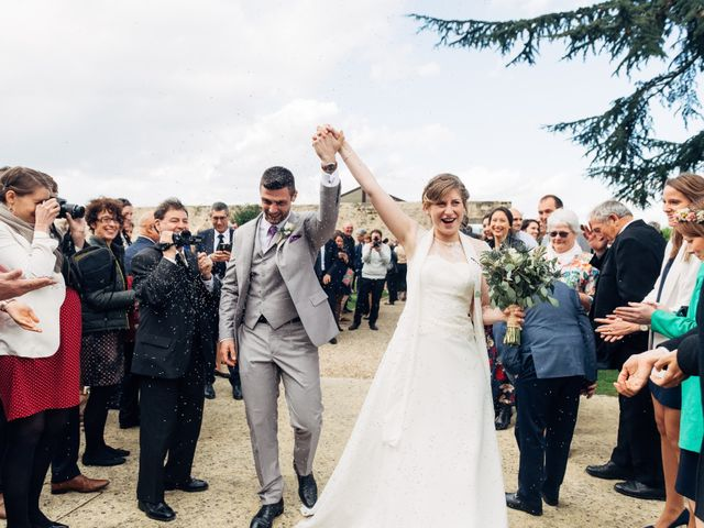 Le mariage de Mathieu et Morgane à Barbery, Oise 70