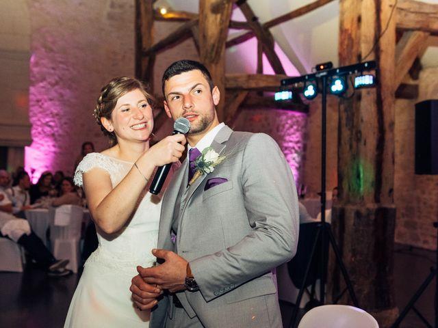 Le mariage de Mathieu et Morgane à Barbery, Oise 89