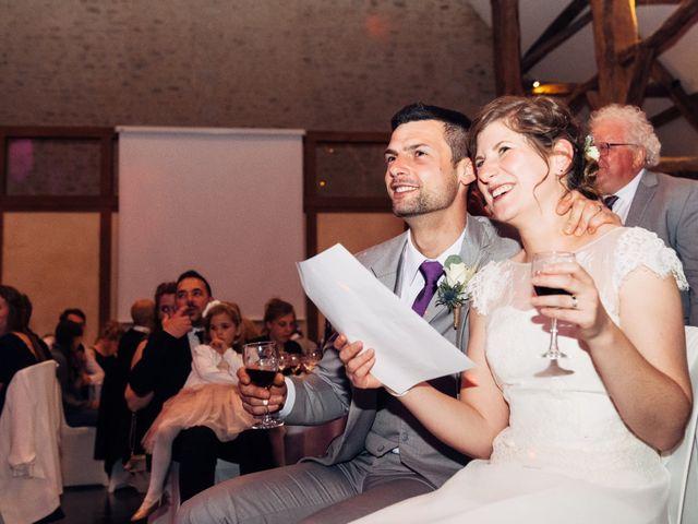 Le mariage de Mathieu et Morgane à Barbery, Oise 90