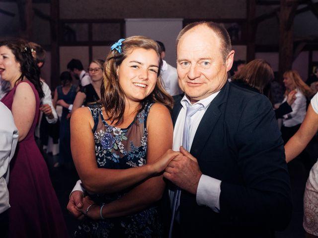 Le mariage de Mathieu et Morgane à Barbery, Oise 100
