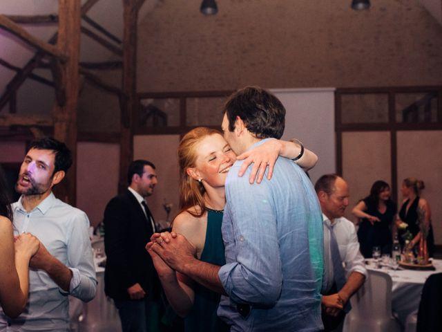 Le mariage de Mathieu et Morgane à Barbery, Oise 103