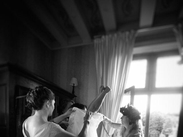 Le mariage de Martin et Lise à Vernou-sur-Brenne, Indre-et-Loire 9