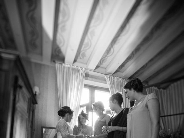 Le mariage de Martin et Lise à Vernou-sur-Brenne, Indre-et-Loire 11