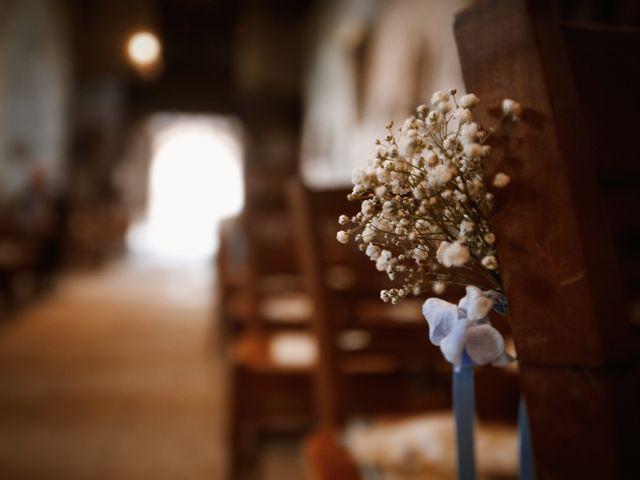 Le mariage de Martin et Lise à Vernou-sur-Brenne, Indre-et-Loire 12