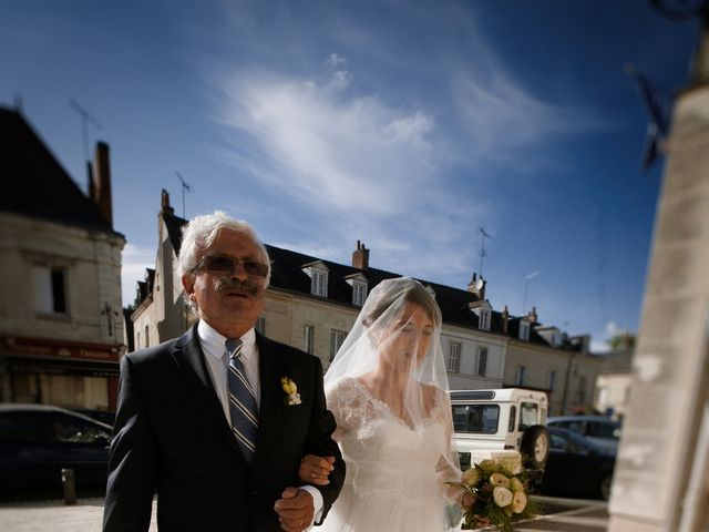 Le mariage de Martin et Lise à Vernou-sur-Brenne, Indre-et-Loire 13