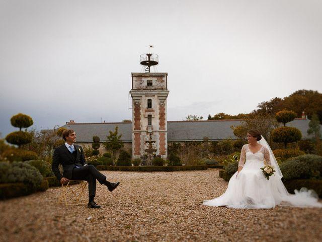 Le mariage de Martin et Lise à Vernou-sur-Brenne, Indre-et-Loire 21