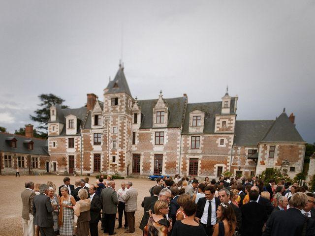 Le mariage de Martin et Lise à Vernou-sur-Brenne, Indre-et-Loire 22