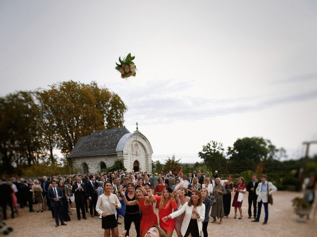 Le mariage de Martin et Lise à Vernou-sur-Brenne, Indre-et-Loire 25