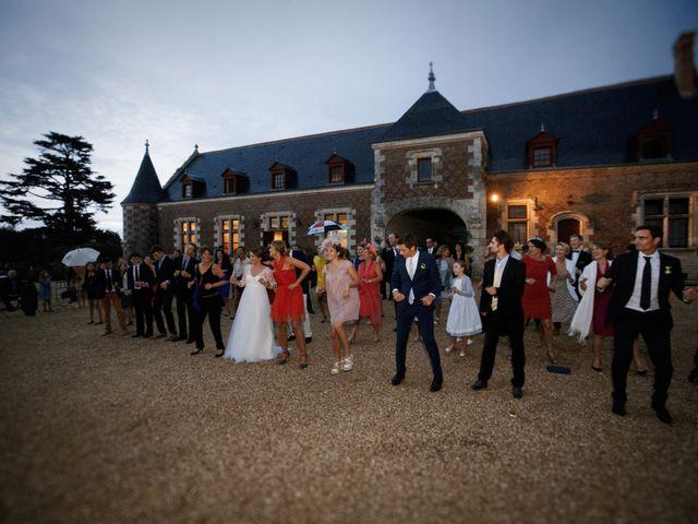 Le mariage de Martin et Lise à Vernou-sur-Brenne, Indre-et-Loire 27