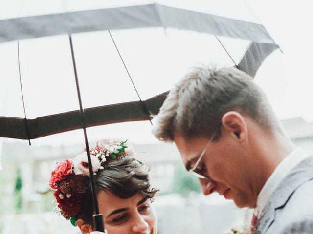 Le mariage de Nicolas et Camille à Thizy, Rhône 8