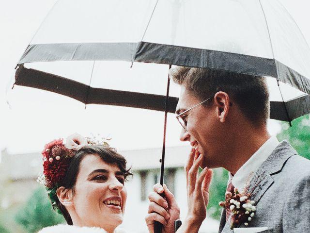 Le mariage de Nicolas et Camille à Thizy, Rhône 9