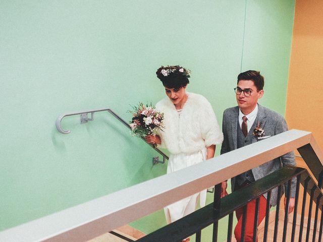 Le mariage de Nicolas et Camille à Thizy, Rhône 20