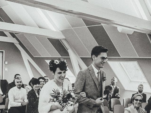 Le mariage de Nicolas et Camille à Thizy, Rhône 23