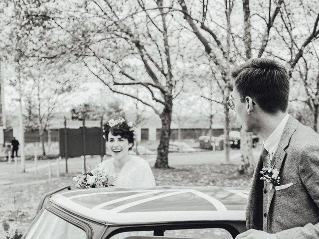 Le mariage de Nicolas et Camille à Thizy, Rhône 29
