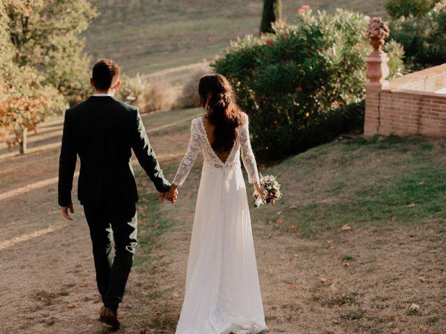 Le mariage de Sylvain et Virginie à Gaujac, Gers 3