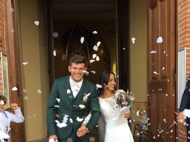 Le mariage de Sylvain et Virginie à Gaujac, Gers 13