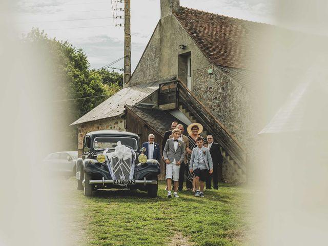 Le mariage de Fabien et Vanessa à Le Mans, Sarthe 49