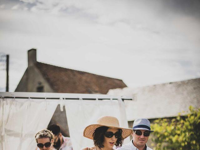 Le mariage de Fabien et Vanessa à Le Mans, Sarthe 56