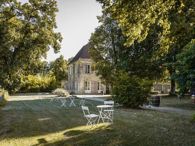 Le mariage de Alexis et Alvina à Bergerac, Dordogne 1
