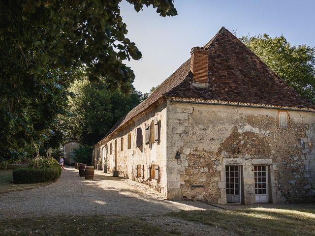 Le mariage de Alexis et Alvina à Bergerac, Dordogne 2