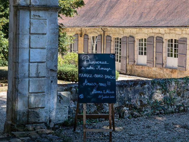 Le mariage de Alexis et Alvina à Bergerac, Dordogne 3