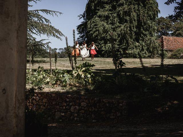 Le mariage de Alexis et Alvina à Bergerac, Dordogne 31