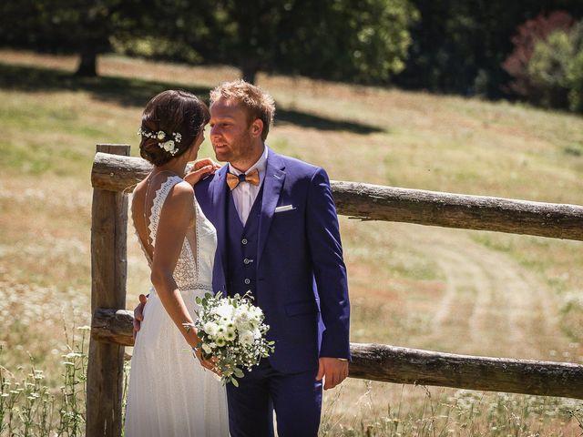 Le mariage de Alexis et Alvina à Bergerac, Dordogne 40