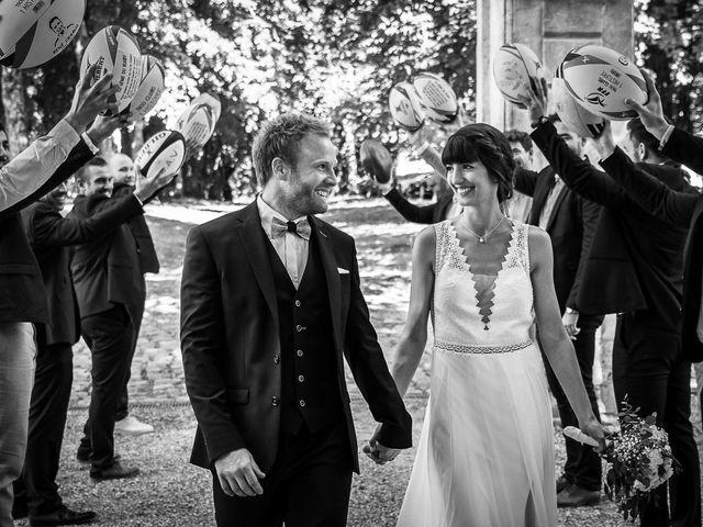 Le mariage de Alexis et Alvina à Bergerac, Dordogne 56