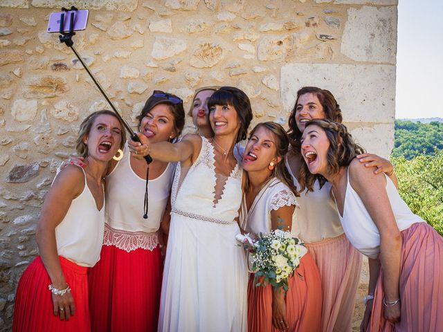 Le mariage de Alexis et Alvina à Bergerac, Dordogne 66