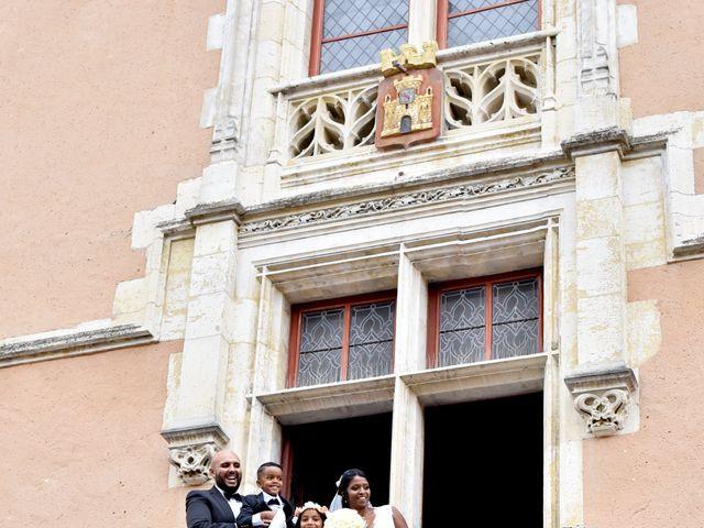 Le mariage de Zacaria et Manoji à Étampes, Essonne 3