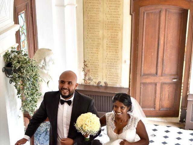 Le mariage de Zacaria et Manoji à Étampes, Essonne 4