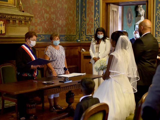 Le mariage de Zacaria et Manoji à Étampes, Essonne 1